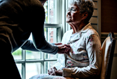 Home health aides can guide family caregivers to improve care