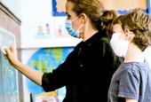 Teacher bond may especially help homeless preschoolers