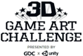 GDC partners with Unity to present the Unity 3D Game Art Challenge!