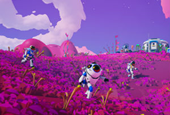 Take me to the hole: Loss and triumph in Astroneer