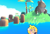 Embodying comfort and coziness in Here Comes Niko!, a '3D platformer for tired people'