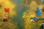 Crafting Tooth &  Tail, a gamepad RTS that aims 'to Hearthstone StarCraft'