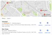 How to make sure your local search marketing is up to scratch