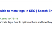 A quick and easy guide to meta tags in SEO