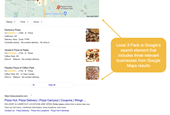 Three organic search opportunities for your local business