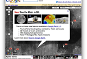Google Goes to the Moon With the Apollo Astronauts
