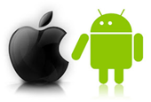 Apple vs. Android - Who Uses What?