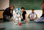 NAO Robots Reach and Teach Autistic Children