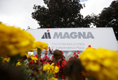 Magna International Inc says it's ready to manufacture vehicles for new entrants as Apple rumours sw