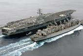 Logistics at Sea
