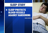 WATCH:  New study reveals quality sleep helps prevent heart diseases