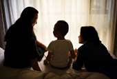 Affected by the government shutdown? Here's how to talk to your kids about it.