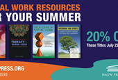 NASW Press Summer Social Work Resources Sale Continues: 20% Off  Select Books!
