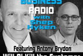 Amazing Business Radio: Antony Brydon