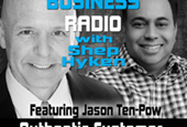 Amazing Business Radio: Jason Ten-Pow