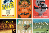 Annie Proulx and J.K. Rowling's imaginations run wild on this week's National Post Bestseller List