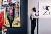 Basquiat and Other Artists of Color Lead a Swell of Auction Sales