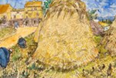 Van Gogh Watercolor, Once Seized by Nazis, to be Sold at Auction
