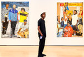 He Likes 'Staying Under the Radar,' but His Art Is Getting Noticed
