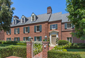 House of the Week: A Colonial Mansion in Posh Bel-Air