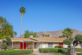 The Happiest Place on Earth? Tour Disney's Palm Springs Home