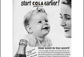 The vintage Coke parody ad strikes again