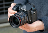 Hands-on with the Pentax K-3 Mark III