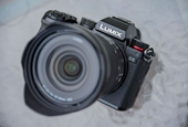 Hands-on with the Panasonic Lumix S5