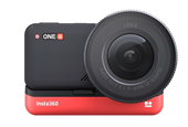 "Review: The Insta360 One R is a modular action camera with a 1""-type sensor"
