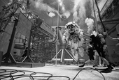 Feature: Diving with Ilford HP5 and a Nikonos 5 at NASA's Neutral Buoyancy Laboratory