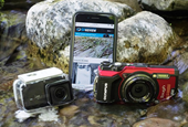 Rugged compact, GoPro, or smartphone: Which should I take on vacation?