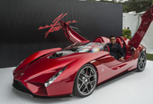 The Ferrari Enzo's designer isn't worried about the future of supercars