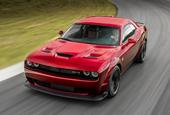 2018 Dodge Challenger Hellcat Widebody: Wider, grippier, faster