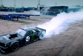 Here's all the footage of Ken Block's Top Gear Gymkhana segment that didn't make the show