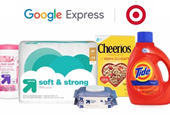 Our Expanded Google Partnership Means We Can All Shop Target Hands-Free While Lying on Our Couch