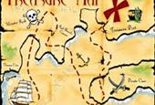 How to Create a Treasure Map Book