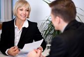 Practice Interviewing With People You Don't Know Well
