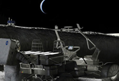 NASA Design Competition Seeks Concepts for Lunar Lander Unloading Systems