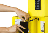 An Interesting Idea from France: Phone Charging Lockers
